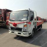 HOWO 4X2 가벼운 화물 트럭 8ton 경트럭