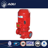 Incendio-Fighting Centrifugal Pump di 100mm Outlet Vertical Inline