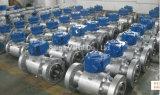 Válvula de bola de acero forjado de alta temperatura y alta presión