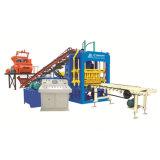 Machine de fabrication de brique complètement automatique d'Adobe de machine de bloc de la colle Qt4-15 à vendre