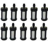 Filtro da combustibile di PCS dei pezzi di ricambio 10 della sega a catena 026 029 046 066 Ms170 Ms180 Ms250 Ms260 Ms290 Ms360 Ms361 Ms380 Ms381 Ms660
