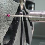 Tornio di CNC di rinnovamento dell'orlo di Repair& della rotella della lega con lo schermo di tocco Awr3050PC