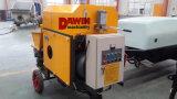 충분히 Dawin 60m3/Hour 직업적인 트레일러 유압 강력한 정밀한 돌 구체 펌프