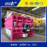 Ktsb1250 Mezclador de eje gemelo 1.25m3 Precio para la planta mezcladora de concreto