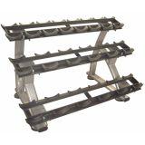 Новый дизайн верхней части стойки гантели/оборудование для фитнеса гантель для установки в стойку/Спортзалом гантель для установки в стойку