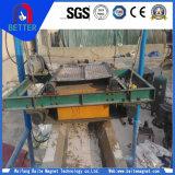 Séparateur magnétique permanent de haute performance/minéral autonettoyant industrie minière pour de la colle/pouvoir thermique /Mentallurgy/