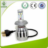faro dell'automobile del CREE LED del fascio di 3000lm H4 Hi/Low