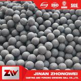 Bolas de acero de pulido del molino de bola para la planta y la mina del cemento del molino de bola