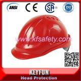 세륨 En397/ANSI Z89.1 HDPE & 아BS 안전모/안전 헬멧