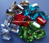 Decorativa fábrica Pujiang moda accesorios de joyería de diamantes sueltos