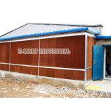 Sistema de fuente chino de granjas avícolas de enfriamiento del extractor de la pista