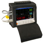 7 '' Multi-Parameter Patient Monitor Ce ISO13485