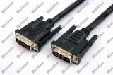 Luxuary Designed DVI-D Dual Link DVI Cable M/M, 6ft