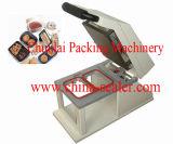 Máquina da selagem da bandeja da caixa do fast food