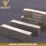 De Scherpe Hulpmiddelen die van de diamant Segment voor Graniet (sy-ds-014) snijden