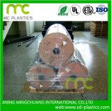 Полиэтиленовая пленка Rolls винила Chloride/PVC