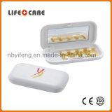 Пластичная коробка пилюльки с светом СИД для промотирования
