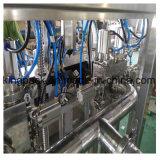 Máquina de rellenar del frasco caliente de la venta, llenador del frasco, máquina que capsula del embotellado plástico