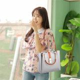 2017의 새로운 PU 가죽 숙녀 어깨에 매는 가방 디자이너는 핸드백을 자루에 넣는다
