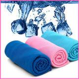 熱い販売PVAの物質的なスポーツ冷却タオルマジックタオル