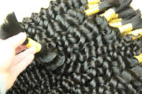 Stock, Virgin Bulk Hair에 있는 자연적인 Human Hair Bulk Large