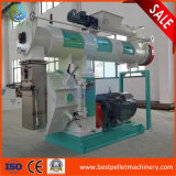 Top Fabrication Animal Poultry Fish Dairy Fodder Pelleting Machine