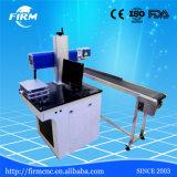 10W 20W 30Wのステンレス鋼、金属、ABS、プラスチックファイバーレーザーのマーキング機械