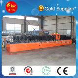 100-300 شكّل [ز] فولاذ دعامة لف يشكّل آلة مع يثقب قسم عمليّة بيع حارّ (100-300)