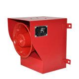 Industriële Hoorbare en Visuele Regelbare Stem Vijf van de Sirene van het Alarm van de Waarschuwing Stem kan kiezen
