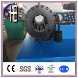 Buena calidad manguera de alta presión hidráulica Máquina prensadora
