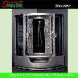 Salle de bain douche à vapeur en verre à sauna approuvée par le CE (TL-8829)