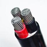 IEC Multicore Metro cable de alimentación de PVC