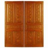 UL Certifiedとの英本国Standard Wooden Fire Door