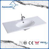 Одна раковина тазика и Countertop ванной комнаты части (ACB7880)