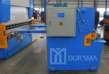 Nc/CNC-hydraulischer Schwingen-Träger-scherende Maschine, Platten-Ausschnitt-Maschine