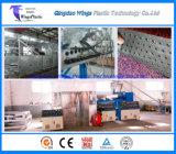 Linea di produzione del rullo della stuoia dello strato del pavimento della bobina del PVC, pianta di plastica del rullo della moquette dell'ammortizzatore