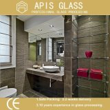 6-12 mm-Badezimmer-Regal-Glasviereck gemildert/Hartglas