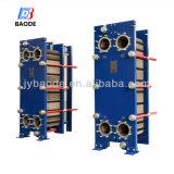 Sh200 una alta eficiencia térmica intercambiador de calor de placas de vapor (TS20M)