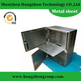 CNC 구부리는 강철 스테인리스 상자 판금 제작