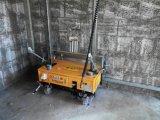 壁のセメントおよび砂乳鉢のギプス自動プラスターロボットは構築機械をする