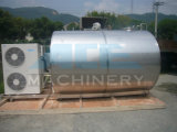 Réservoir de refroidissement à base de lait complet sanitaire 300 ~ 1000liter Refroidisseur de lait vertical (ACE-ZNLG-K8)