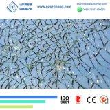 4mm de cristal templado transparente de efecto invernadero