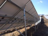 Braket 조정가능한 태양 거치 시스템