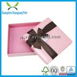 Boîte cadeau de carte d'invitation de mariage personnalisée