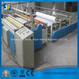 Machine automatique de rebobinage de roulis enorme de faisceau avec percer et graver