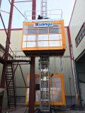 Материал конкурентоспособной цены Sc200 Xmt поднимая промышленный лифт