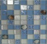 Alta calidad de piscina mosaico de vidrio cerámico decorativo