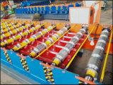 Panneau trapézoïdal en acier machine à profiler pour l'exportation