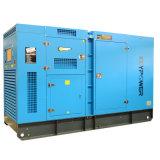 Doosanエンジンを搭載する300kw Doosan力の無声ディーゼル発電機