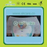 OEM 아기 처분할 수 있는 생물 분해성 훈련은 졸리는 아기 기저귀를 중국제 헐덕거린다